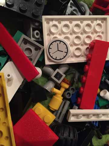 LEGO time management